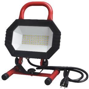Sunlite 04364 LFX/WL/30W/W  Led Portable Work Light Fix