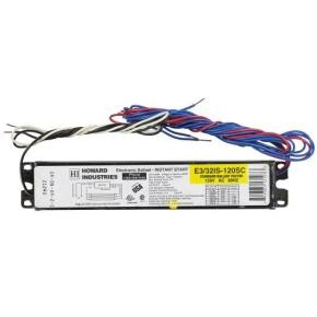 Howard Industries 13103 E3/32IS-120V 32 Watt 120 Volt T8 Ballast