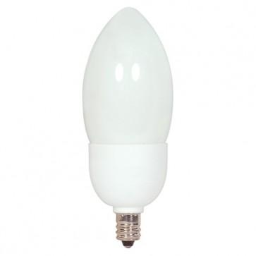120-Pack GE Lighting 40045 25-Watt 210-Lumen Bent Tip Light Bulb with Candelabra Base