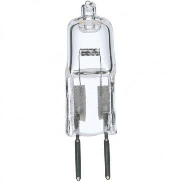 Satco S3120 20 watt Halogen T3 Clear 2000 Average rated Hours 300 Lumens Bi Pin G4 base 12 volts