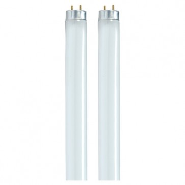 Satco  S8478        F32T8/835/ENV        32 watt T8 Fluorescent 3500K Neutral White 85 CRI Medium Bi Pin base 2-pack