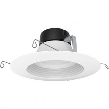 Satco S9419 13PAR30//SN//LED//40//5000K//120V//D 13W PAR30 Short Neck Indoor//Outdoor Dimmable LED 40/° Flood lamp 5000K 6-Pack