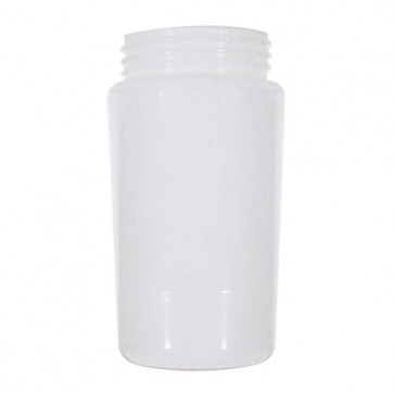 Satco 50-729  50-729  Lexan® Prismatic Cylinders Dia. 3 3/4'' Screw Fitter: 3 11/64'' Ht. 6 1/4''