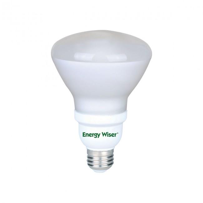 Bulbrite 511617 CF16R30CW 16 Watt Compact Fluorescent R30 Reflector Medium Base Cool White 65W Equivalent