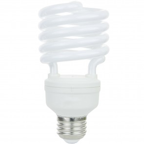 SUNLITE 00632 SMS26/41K 26 Watt Super Mini Spiral   Medium (E26) Base, Cool White
