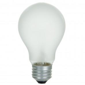 Sunlite 00775  100A/FR/220 100 Watt A19 Household Light Bulb, Medium Base, Frost