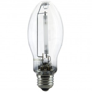 Sunlite 03615 LU100/MED 100 Watt High Pressure Sodium Light Bulb, Medium Base