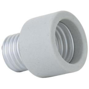 Sunlite 04049 E131 Medium (E26) Base Socket Extention