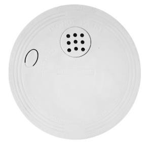 Sunlite 04090 E190  9 Volt Battery Powered Smoke And Fire Alarm