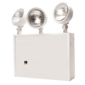 Sunlite 04309 EMER/6V/3H/27W/9W/NYC 27 Watt 3 Head Commercial And Residential Emergency Exit Light