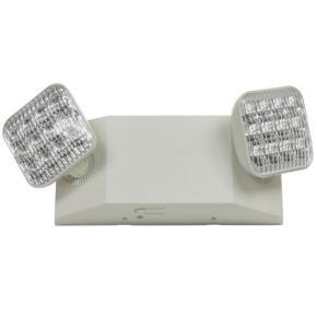 Sunlite 04350 LEDR-1-2HEAD 2 Head Emergency Light