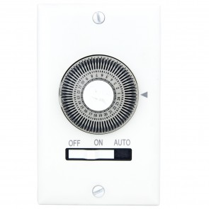 Sunlite 05014 T600  24 Hour Manual In-Wall Timer