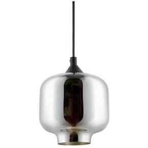 "Sunlite 07022 TG/PD/SP/6.5  6.5"" Tinted Glass Sphere Pendant Vintage Antique Style Fixture"