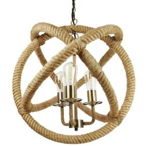 Sunlite 07064 AQF/RPD/VS/AB  Olimpic Viking Collection Pendant Vintage Antique Style Fixture, Antique Bronze Finish
