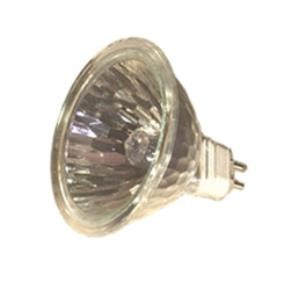 Ushio 1002236 FMV/FG 35 Watt MR16 Covered Glass Halogen, GU5.3 Base