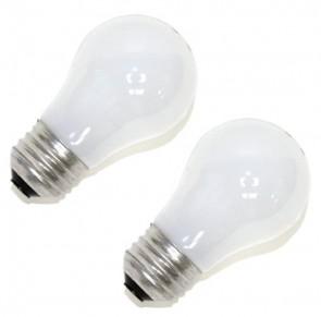 (3 packs)Sylvania 10015 - 15A15/W/RP 120V A15 Light Bulb, 2 Count