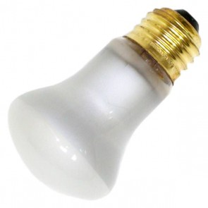 Sylvania 14821  40R16/FL/RP-120V 40 Watt 120 Volt R16 Incandescent, Medium (E26) Base, Warm White 2850K