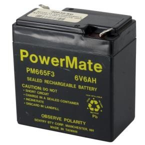 Sunlite 40030 B6V6A  Emergency Back-Up battery