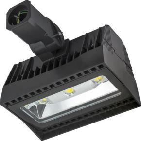 Sunlite 49172 LFX/FL/80W/BRZ/50K 80 Watt Floodlight Bronze LED Light Fixture, Super White