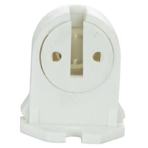Sunlite 50878 SRT5PU  T5 Linear Fluorescent Rotary Lock Push-Up Socket