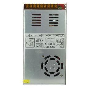 Sunlite 80913 BZL/S350/12V 350 Watt Bezel Lights Non-Water Proof LED Strip Driver