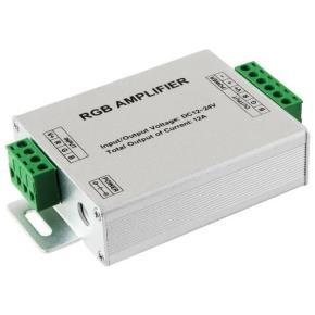 Sunlite 80975 BZL/288W/24V/3-CHANNEL  Bezel Lights LED Strip Driver RGB Amplifier