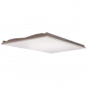 Sunlite 85020 LFX/2X4/55W/35K 55 Watt 2x4 Recessed LED Ceiling Flat Panels Fixture, White Finish