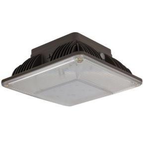 Sunlite 88126 LFX/MCM/87W/PC/50K 87 Watt Outdoor Series LED Fixture, Bronze Finish, Polycarbonate Lens