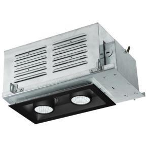 MKS 89281 MKS/NDL/2H/32W/D/30K/BK 32 Watt, 3000K