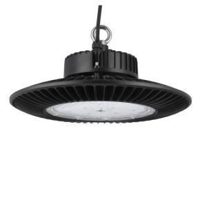 Sunlite 89596 LFX/HB/150W/D/50K/V2 150 Watt LED High Bay, 5000K Super White, Black Finish