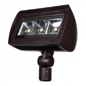 GreenBeam GB-FLL400-114W Dimmable ARCHITECTURAL FLOOD LIGHT