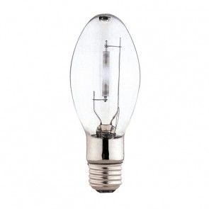 Bulbrite 661101 LU100/MOG 100 Watt High Pressure Sodium Universal Burn ED23.5, Mogul Base, Clear