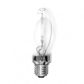 Bulbrite 661050 LU50/MED 50 Watt High Pressure Sodium Universal Burn ED17, Medium Base, Clear