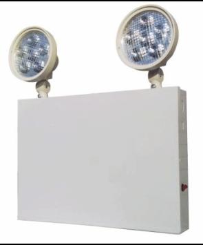GreenBeam NYEM611 LED 2 Head Emergency Head Lights NYC Approved