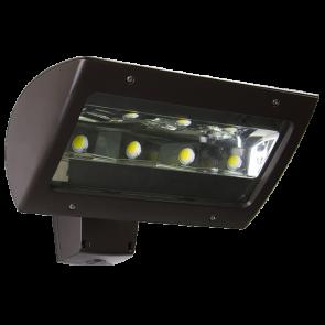 GreenBeam SR76W Dimmable SUNRISE LED WALLPACK 5000K