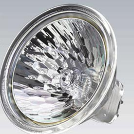 Ushio 1000398 EXN 50 Watt MR16 Halogen, GU5.3 Base, Warm White