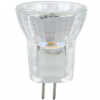 Sunlite 03194 20MR8/CG/SP/12V 20 Watt, MR8 Lamp, Halogen Bulb, Bi-Pin (G4) Base
