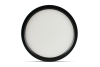 "Luxrite 23603 LED10/SLIM5/30K/B/RD 10W Dimmable 5"" Round Slim Panel 3000K"