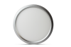 """Luxrite 23606 LED10/SLIM5/30K/N/RD 10W Dimmable 5"""" Round Slim Panel SOFT WHITE 3000K"""