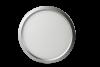 "Luxrite 23608 LED10/SLIM5/50K/N/RD 10W Dimmable 5"" Round Slim Panel BRIGHT WHITE 5000K"