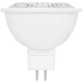 Sunlite 81119 MR16/LED/7W/12V/FL35/D/E/30K/CRI90 7 Watt 12 Volts MR16 Mini Quartz Reflector IP20 Spotlight LED Light Bulbs, GU5.3 Base, Warm White 3000K