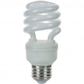 Sunlite 00707 SMS13/41K 13 Watt Super Mini Spiral Energy Saving Light Bulb, Medium Base, Cool White