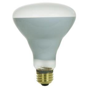 Sunlite 01872 65BR30/PL 65 Watt BR30 Colored Reflector Light Bulb, Medium (E26) Base, Clear