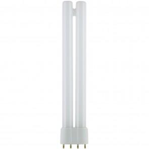 Sunlite 02170 FT18DL/835 18 Watt FT 4-Pin Twin Tube 2G11 Base Plugin Light Bulb, Neutral White