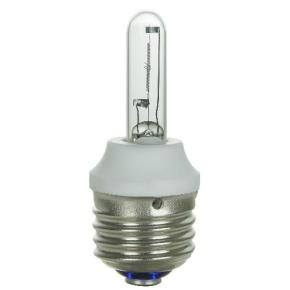 Sunlite 03585 KX60E26/CL  60 Watt T3 Light Bulb, Medium (E26) Base