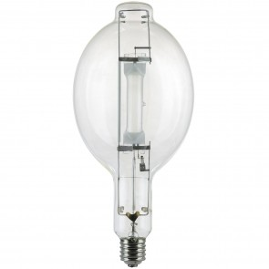 Sunlite 03681 MH1000/U/BT56 1000 Watt Metal Halide Light Bulb, Mogul (E39) Base
