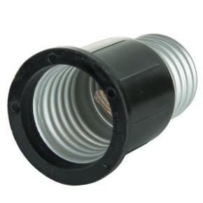 Sunlite 04048 1054 Plastic Medium (E26) To Medium (E26) Socket Extender