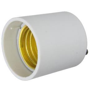 Sunlite 04062 E139 GU24 To Medium (E26) Base Adapter
