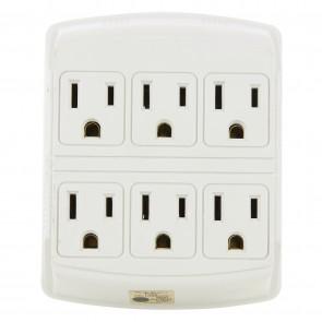 Sunlite 04075 E137  6 Outlet Converter