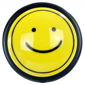 Sunlite 04251 E185 Smiley Push Light